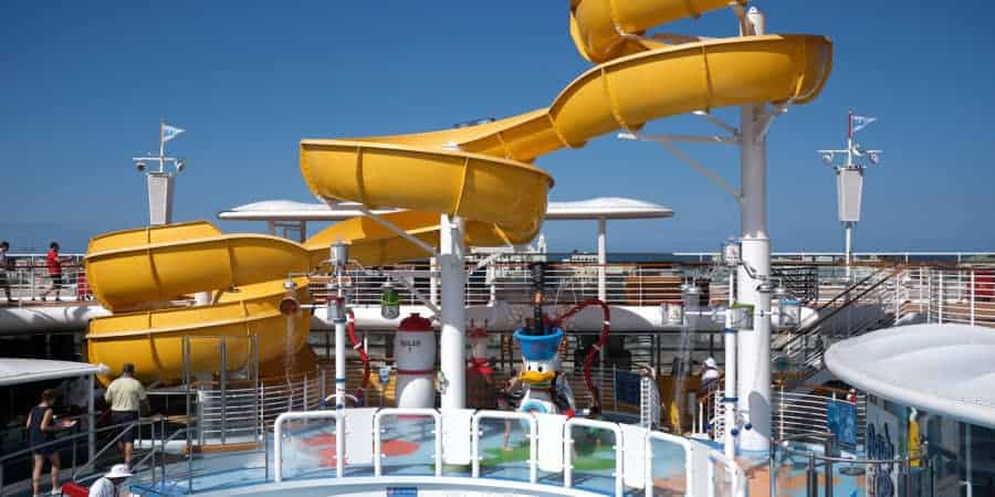 Twist 'n Spout Disney Wonder San Juan to New Orleans