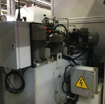 Oil Condition Monitoring on CNC Lathe
