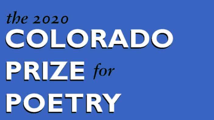 Colorado Prize for Poetry