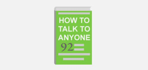 How to Talk to Anyone?