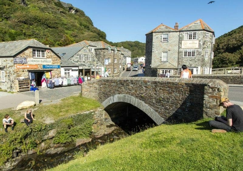Cornish fishing villages: Bocastle