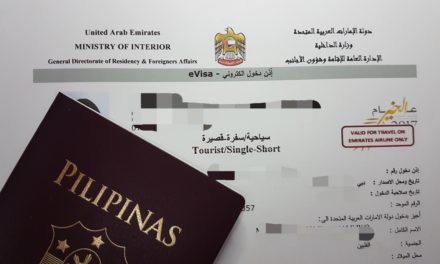 How to Get Dubai Tourist Visa for Filipinos