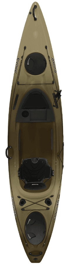 Conquer 120 Sit in Fishing Kayak