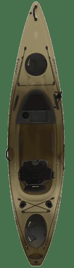 Conquer 120 Sit in Fishing Kayak