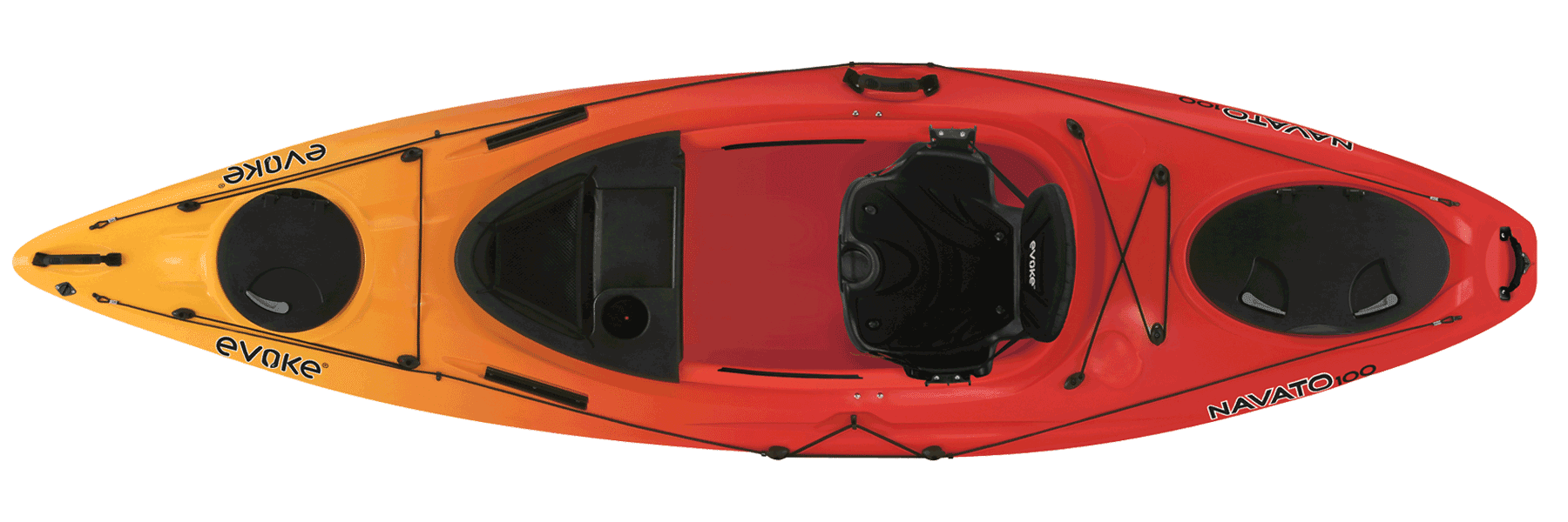 Navato 100 Sit-in recreational Kayak