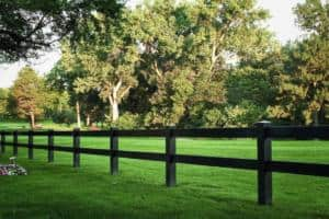 blackline ranch horse fence 5
