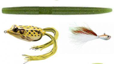 Top 5 Largemouth Bass Fishing Lures
