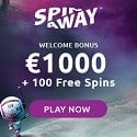 Spin Away Casino 100 free spins and 1,000 EUR/USD welcome bonus