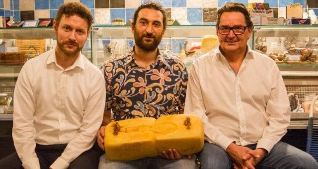 30. Unternehmerstammtisch Leipziger Westen bei Dipasquale Lebensmittel