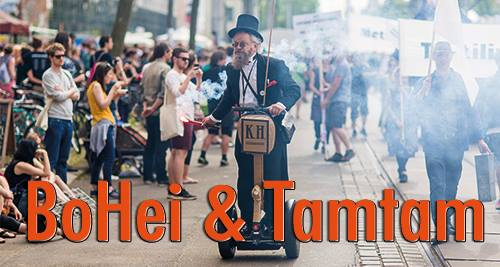 "Straßenfest ""BoHei & Tamtam"" am 23. Juni"