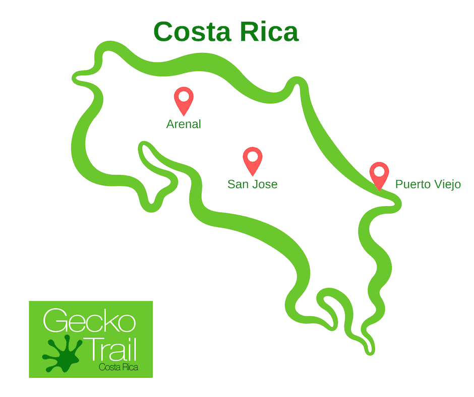 Gecko Trail | What to Do in Costa Rica - SJ-PV-AR