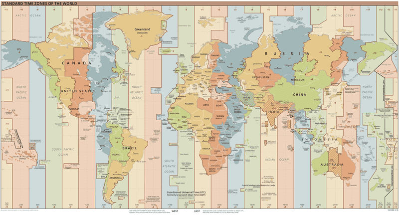 managing remote employees time zones are a challenge