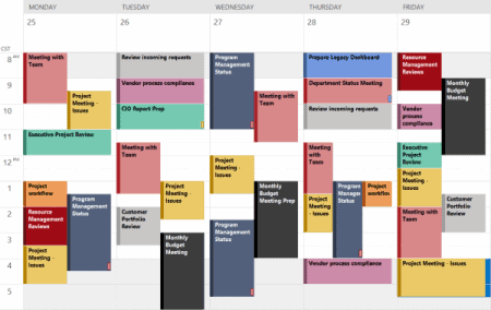 one on one software: if your calendar is packed, this might just help.