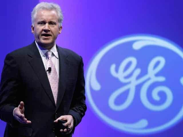 Jeffrey Immelt success theater from ego