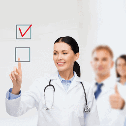 Triage and match patients with the best providers with clinical decision support checklists