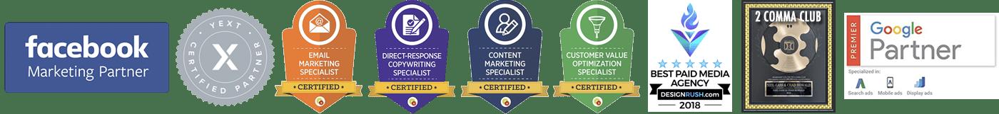 Grow Smart Marketing - Awards