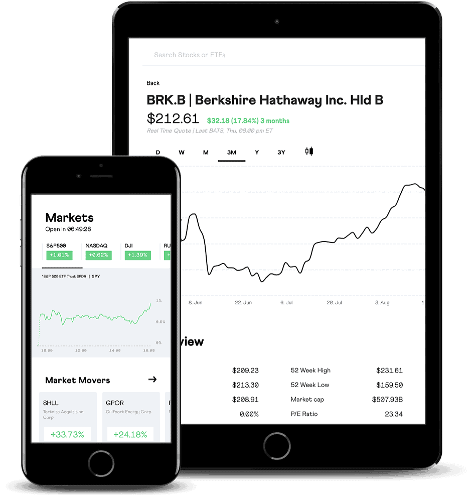 Stake SMSF App Mobile Tablet