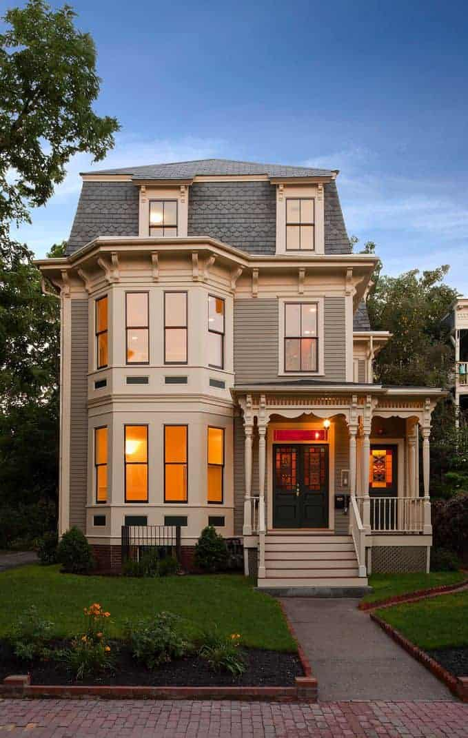 Boston home renovation - Philip Monroe Home Exterior