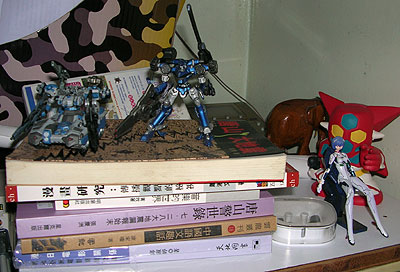 三一萬能俠 Armored Core Evangelion