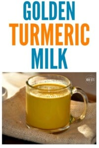 Golden Turmeric Milk is full of anti-oxidants and anti-inflammatory ingredients that will also help you sleep better. #turmericmilk #goldenmilk #milk #turmeric #antiinflammatory #antioxidant #insomnia #beverage
