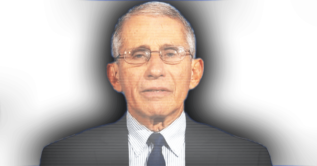 call out fauci & establishment for genocide
