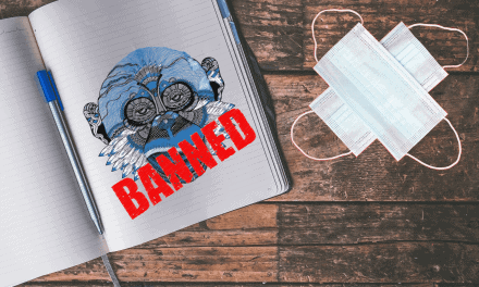 More Illegal Censorship by Mailchimp (bigtech)