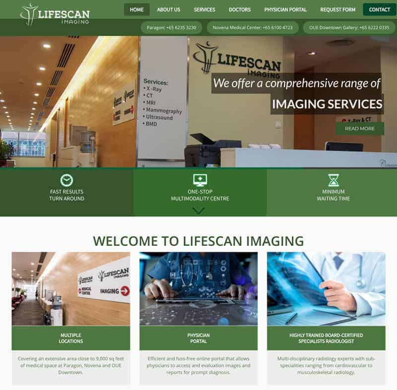 Lifescan Imaging