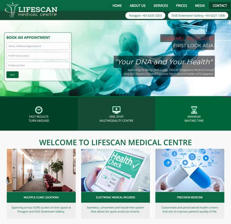 Lifescan Medical