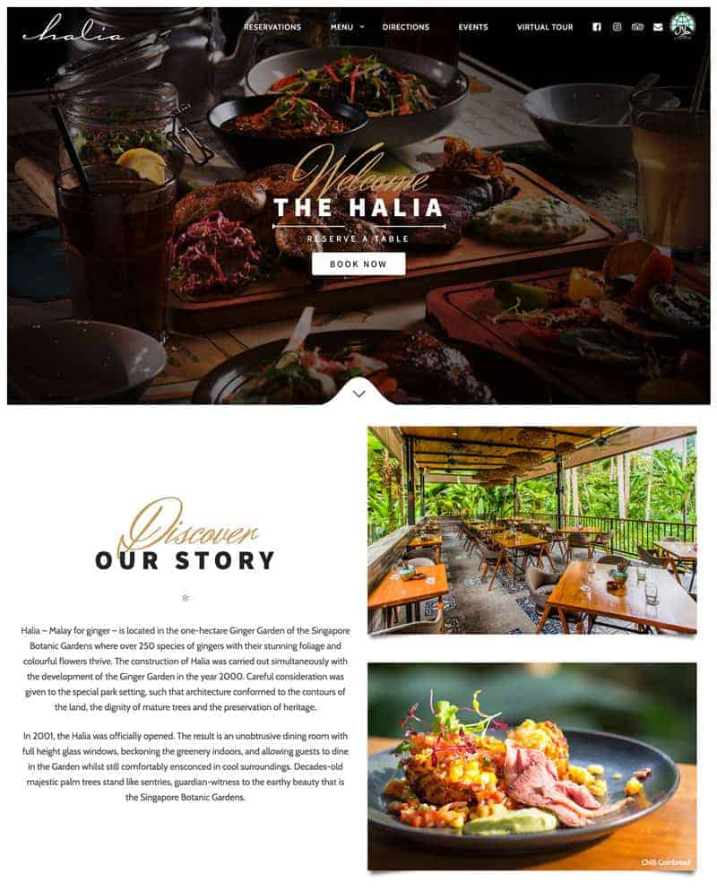 The Halia