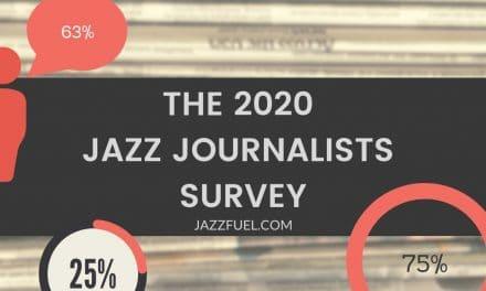 The Jazz Journalists Survey (2020)