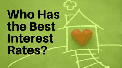 Who Has the Best Mortgage Interest Rates in Long Beach California?