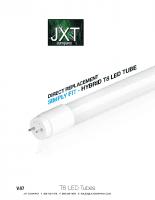 Hybrid LED Tube