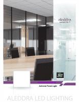 Aleddra Antiviral Panel Light