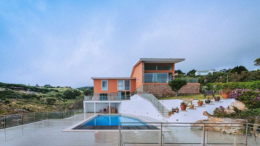 Picture of Karma Surf Retreat - Guincho Bay Villa