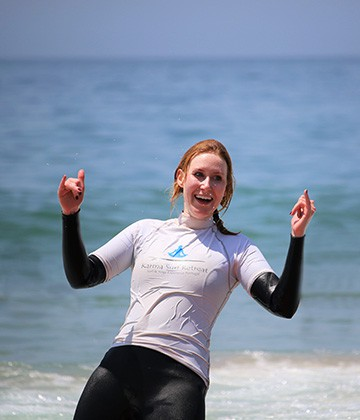 5 day surf course