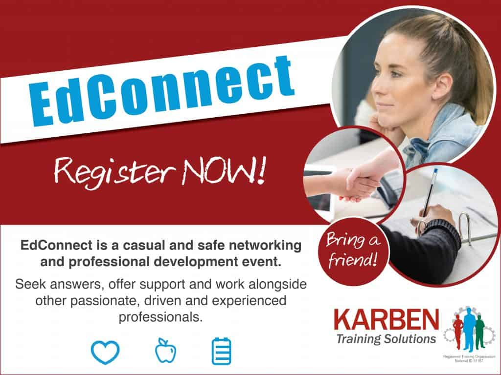 EdConnect Register Now