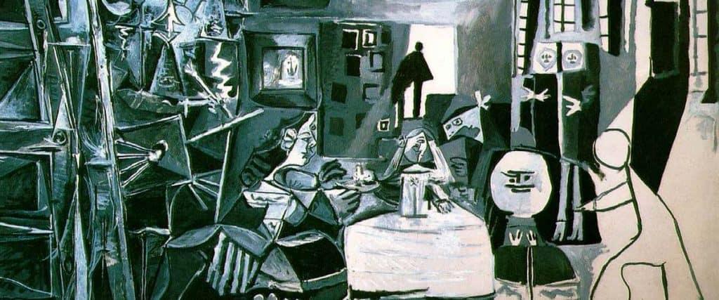 Picasso-Las-Meninas-art-style