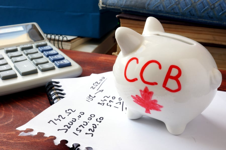 Applying For a Loan With the Canada Child Tax Benefit