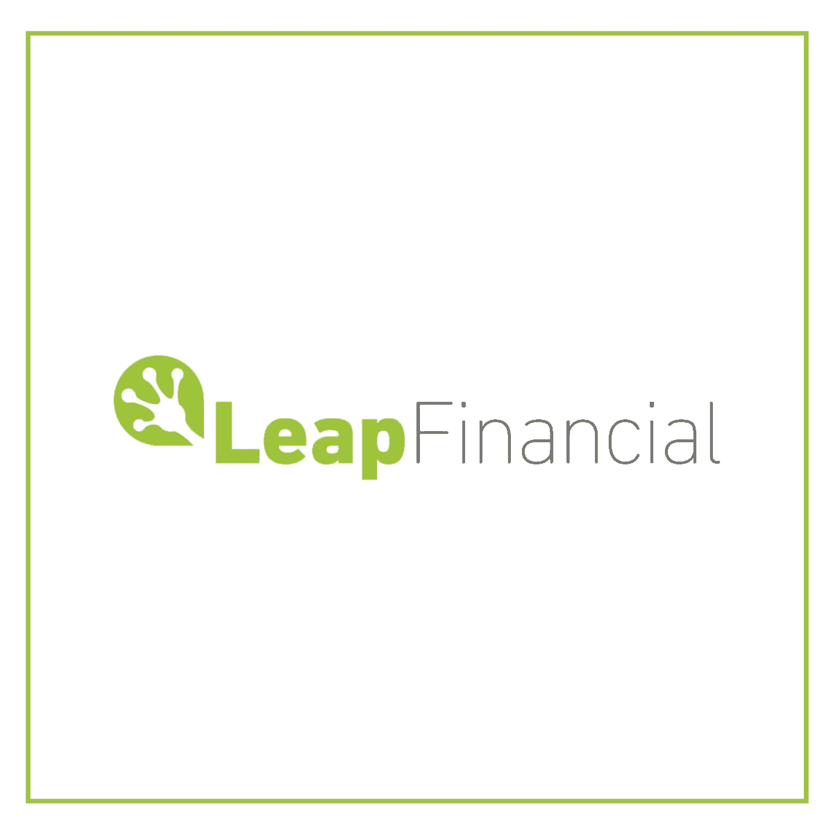 Leap Financial ⎯ Helping Consumers Take The Leap Into Financial Freedom