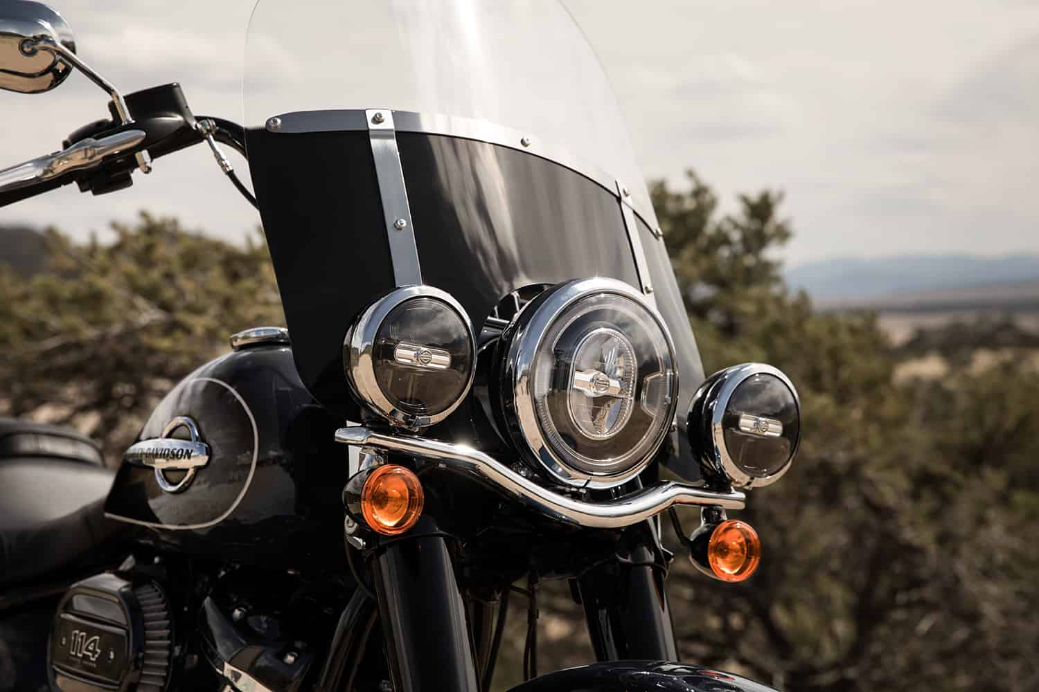 H-D® Motorcycles 2020