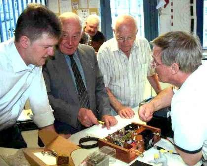 Sutton at Halifax and District Amateur Radio Society
