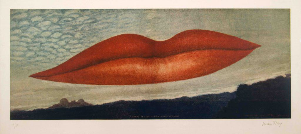 Man Ray Surrealism Art