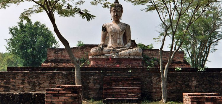 To Sukhothai historical park
