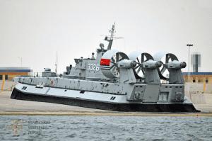 """МДК проекту """"Бізон"""" на озброєні армії КНР"""