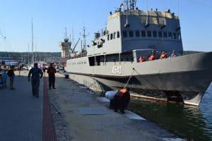 Навчальний похід: катери прибули до Болгарії