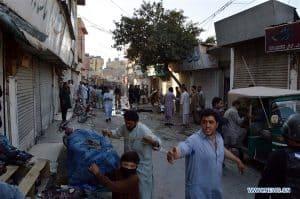 Теракт у Пакистані: вибух на місцевому ринку