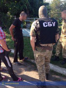 На Запоріжжі затримано «бойового кота» з «ДНР»