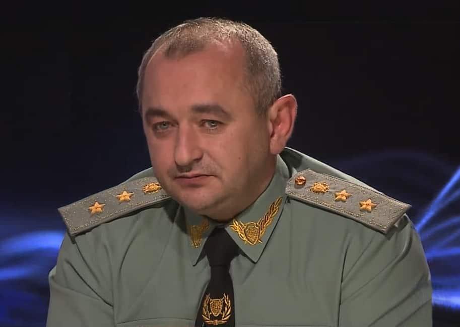 Матіос звільнений з посади Головного військового прокурора