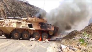 Гібридна світова. Проіранські хусити провели велику військову операцію проти просаудовських сил в Ємені.