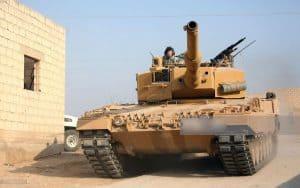 В Сирії знищений черговий ватажок ІДІЛ. Час на виведення СДС з «Зони безпеки» сплив. Турецькі війська продовжують активні бойові дії. – хроніка подій на 29 жовтня